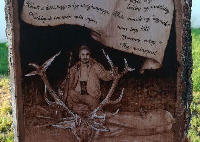 A vadász nagy pillanata