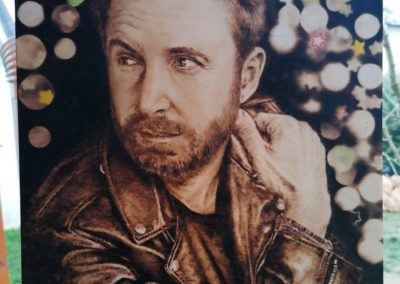 David Guetta portré